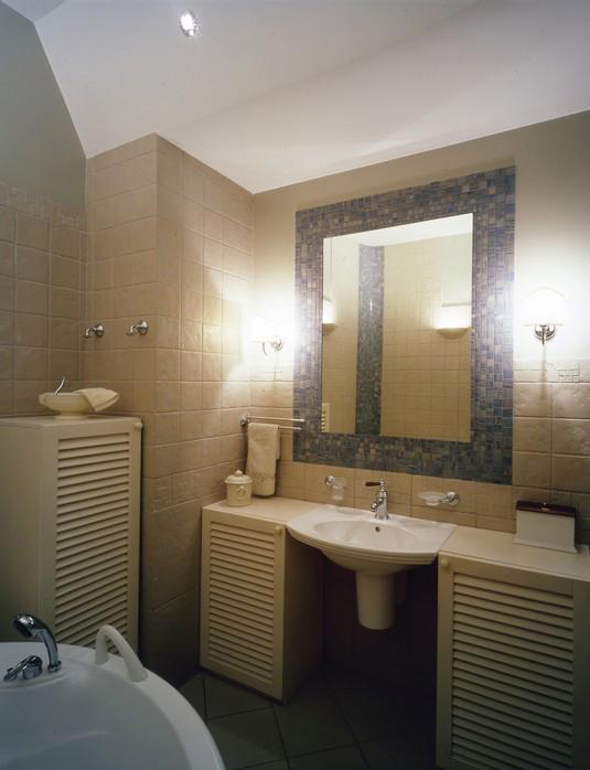 Квартира. ванная из проекта , фото №9283