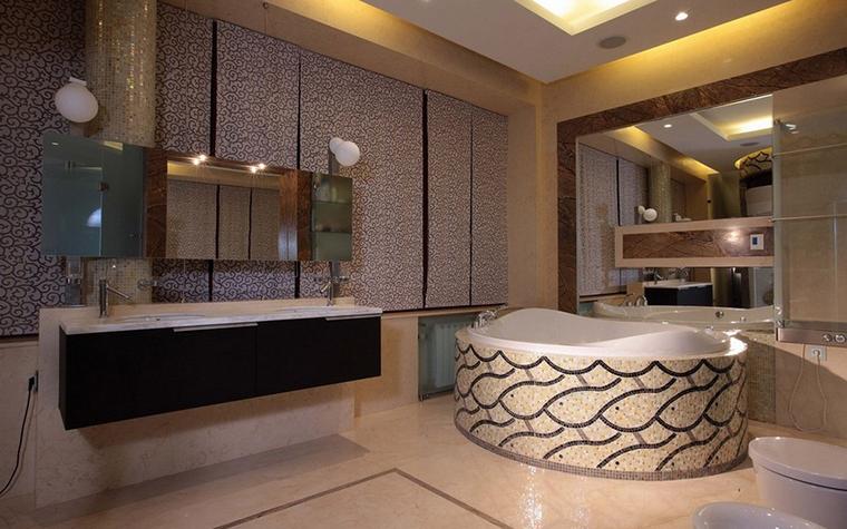 Фото № 9296 ванная  Квартира