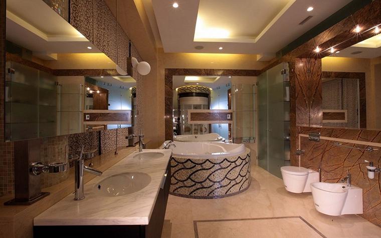 Фото № 9297 ванная  Квартира