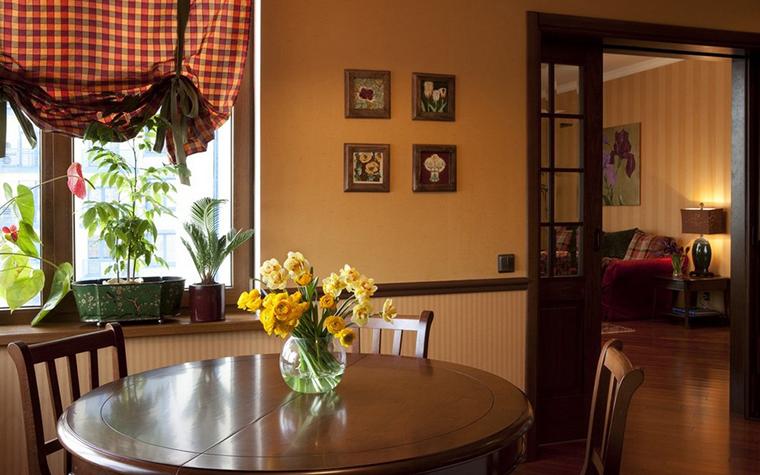интерьер столовой - фото № 9592