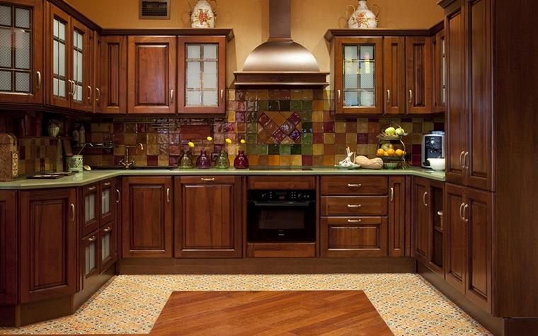 интерьер кухни - фото № 9588