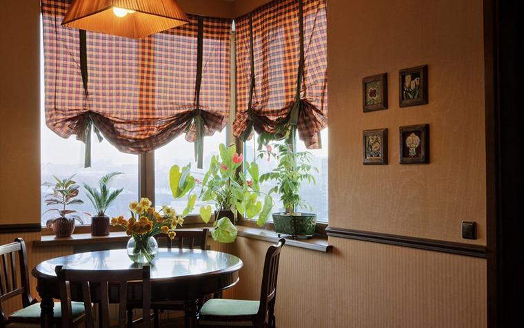 интерьер столовой - фото № 9591