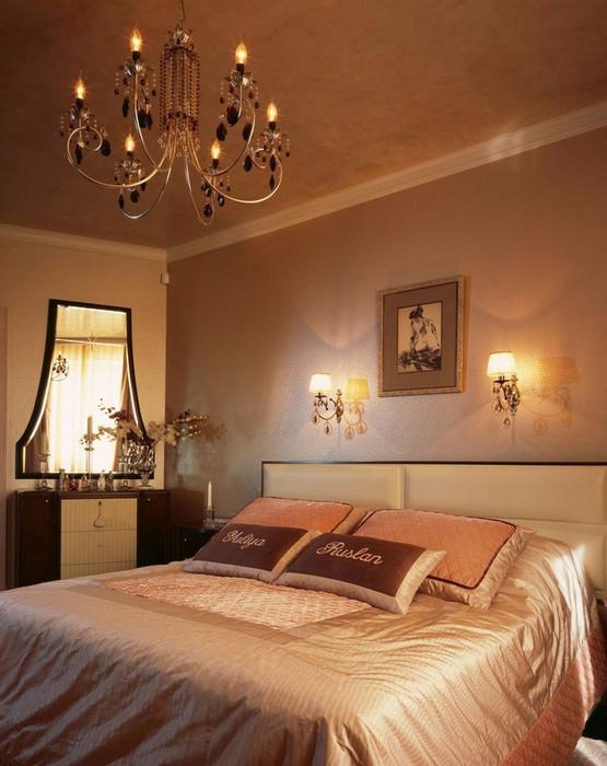Фото № 9612 спальня  Квартира