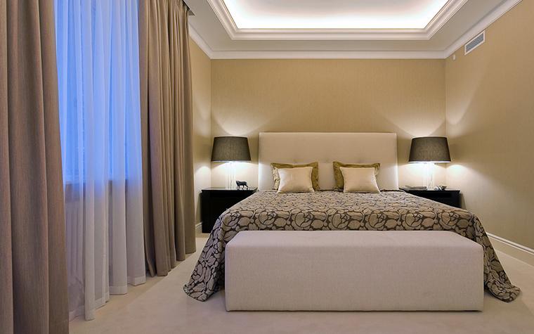 интерьер спальни - фото № 9636