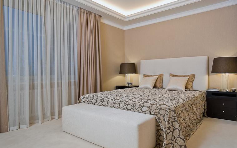 интерьер спальни - фото № 9637