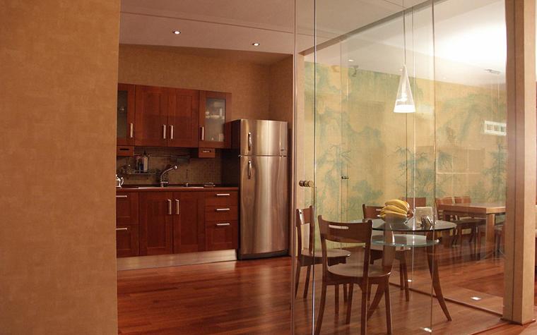Квартира. кухня из проекта , фото №9652