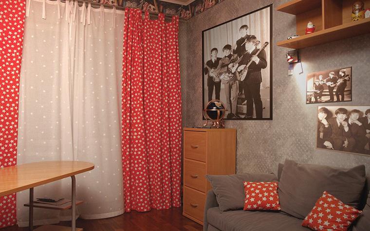 Квартира. детская из проекта , фото №9653