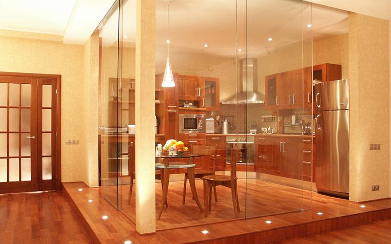 Квартира. кухня из проекта , фото №9649