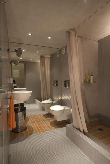 Квартира. ванная из проекта , фото №10022
