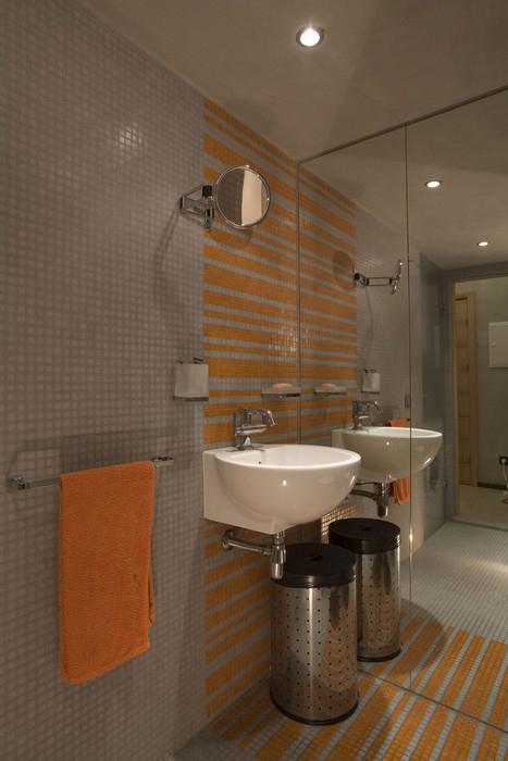 Квартира. ванная из проекта , фото №10023