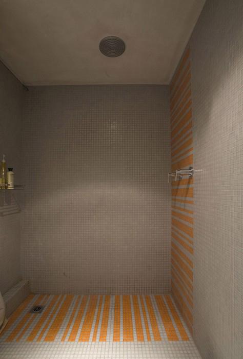 Квартира. ванная из проекта , фото №10024