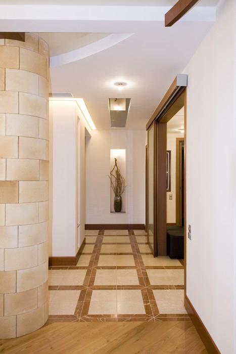 Квартира. холл из проекта , фото №9886