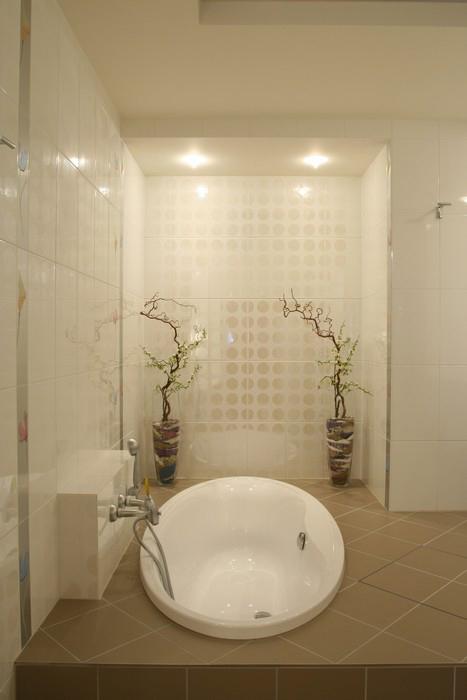 интерьер ванной - фото № 9882