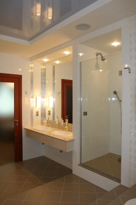 интерьер ванной - фото № 9883