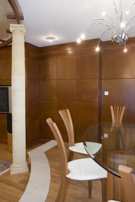 Квартира. столовая из проекта , фото №9869