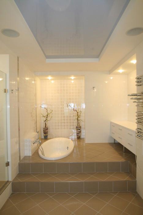 интерьер ванной - фото № 9884