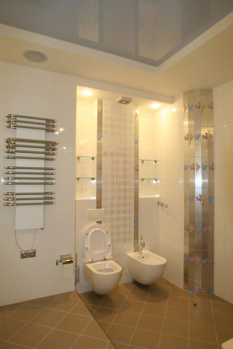 интерьер ванной - фото № 9885