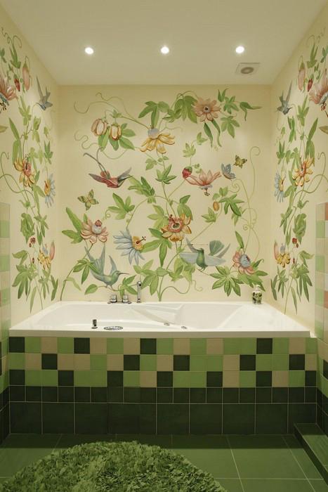 Фото № 9907 ванная  Квартира