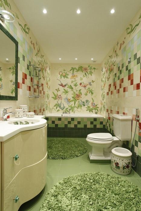 Фото № 9909 ванная  Квартира