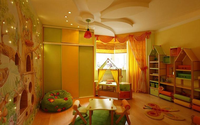 Фото № 9911 детская  Квартира