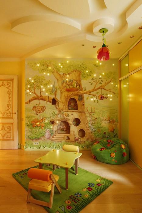 Фото № 9912 детская  Квартира