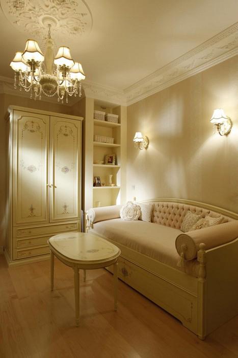 интерьер гостиной - фото № 9963