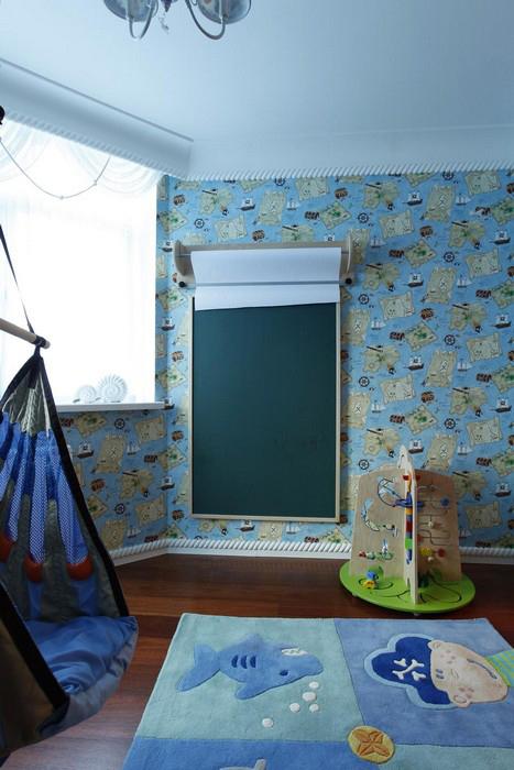интерьер детской - фото № 9917