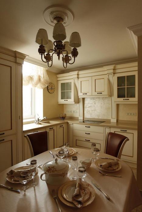 Фото № 9921 кухня  Квартира