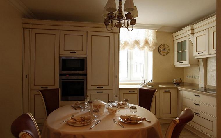 Фото № 9922 кухня  Квартира
