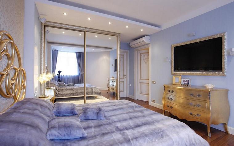 Фото № 9925 спальня  Квартира