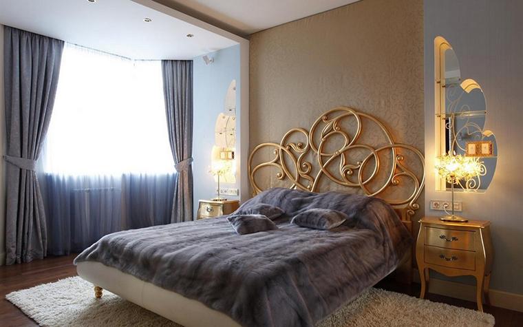Фото № 9927 спальня  Квартира