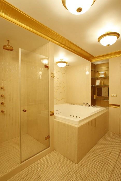 Фото № 9903 ванная  Квартира