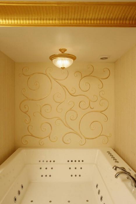 Фото № 9904 ванная  Квартира