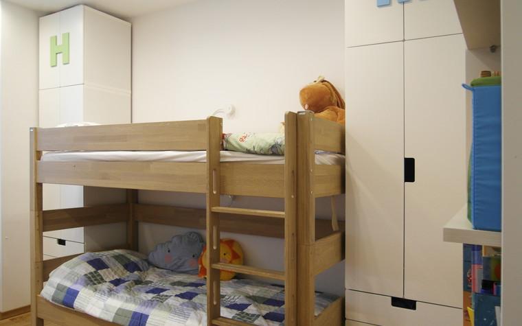 Квартира. детская из проекта ЖК Богородское, фото №80107