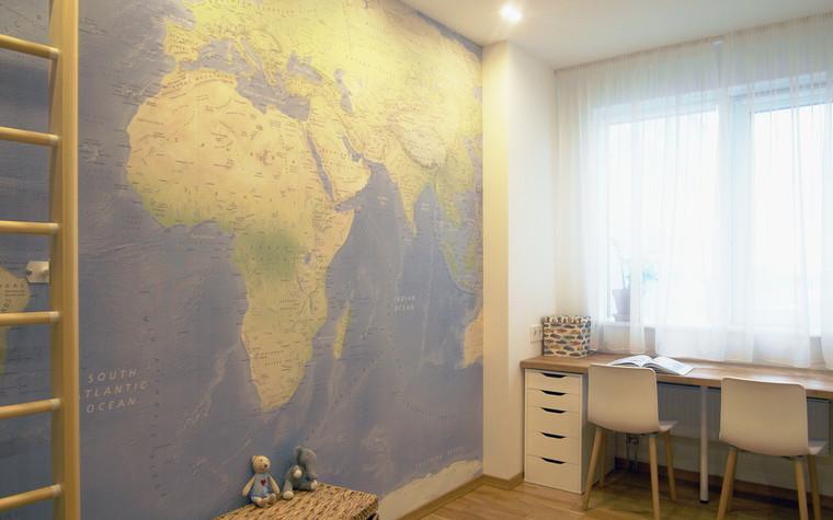 Квартира. детская из проекта ЖК Богородское, фото №80105