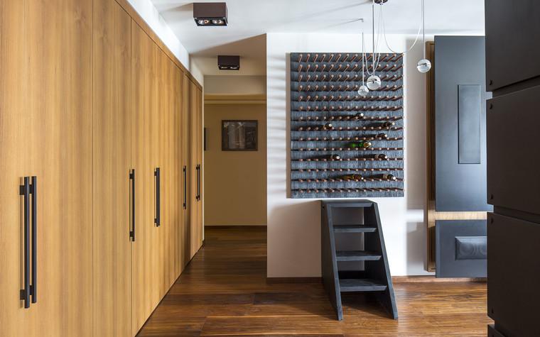 Квартира. гардеробная из проекта Квартира на Садовом, фото №80597