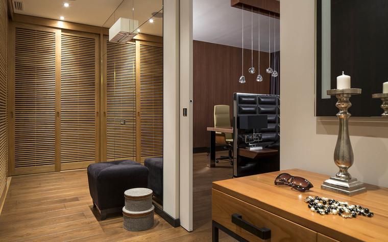 Квартира. гардеробная из проекта Квартира на Садовом, фото №80598
