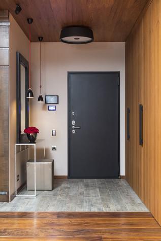 Квартира. прихожая из проекта Квартира на Садовом, фото №80599