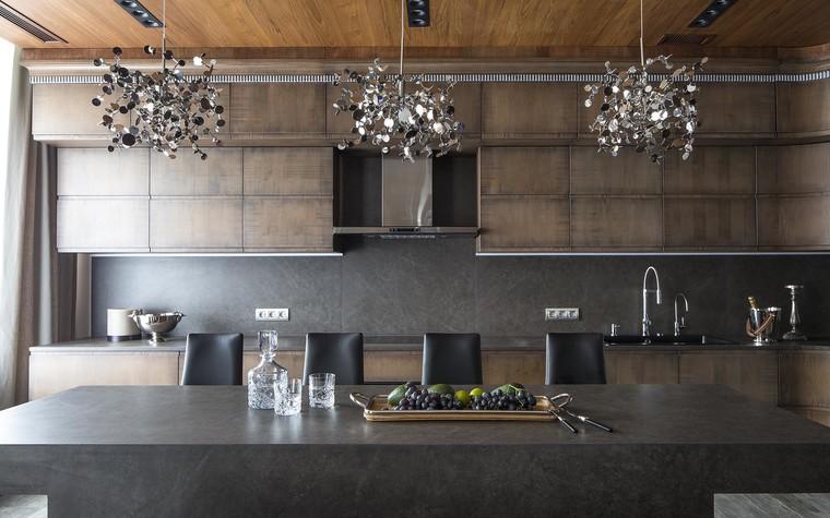 Квартира. кухня из проекта Квартира на Садовом, фото №80587