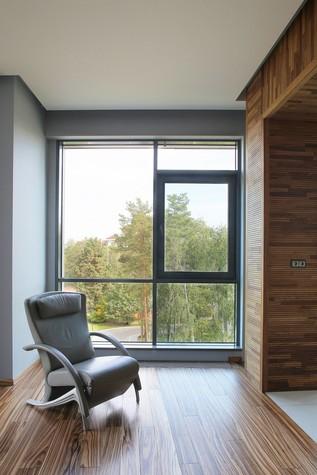 Квартира. гостиная из проекта Квартира в стиле минимализм, фото №80822