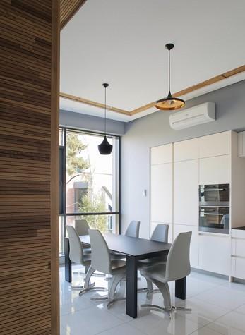 Квартира. кухня из проекта Квартира в стиле минимализм, фото №80823
