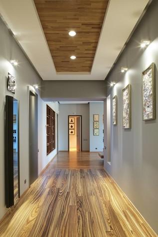 Квартира. коридор из проекта Квартира в стиле минимализм, фото №80833