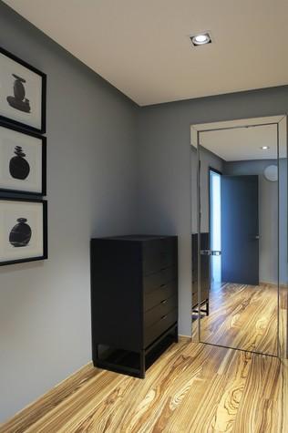 Квартира. прихожая из проекта Квартира в стиле минимализм, фото №80843