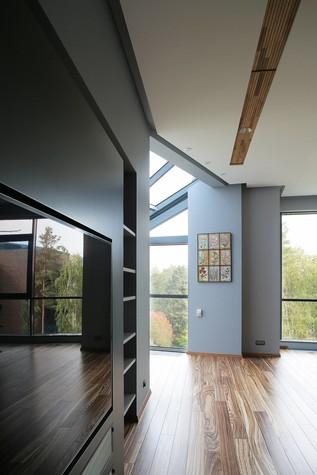 Квартира. гостиная из проекта Квартира в стиле минимализм, фото №80815