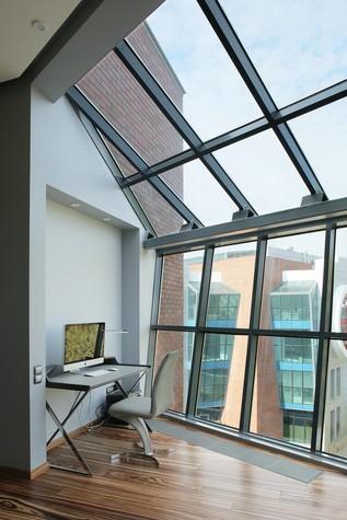 Квартира. гостиная из проекта Квартира в стиле минимализм, фото №80819