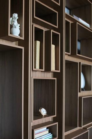 Квартира. гостиная из проекта Квартира в стиле минимализм, фото №80820
