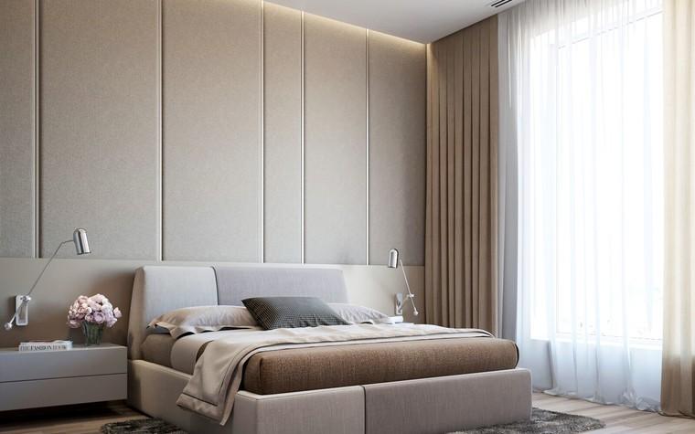 Квартира. спальня из проекта ЖК Олимпийская Ривьера Новогорск, фото №80917