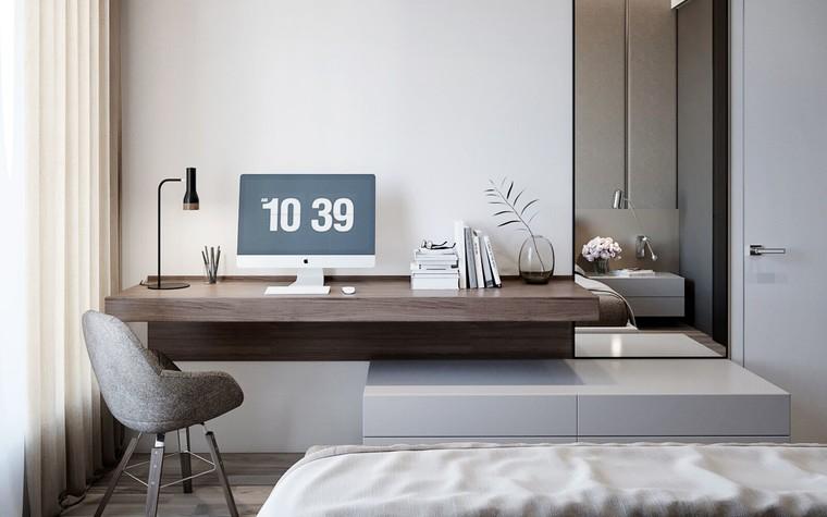 Квартира. спальня из проекта ЖК Олимпийская Ривьера Новогорск, фото №80918