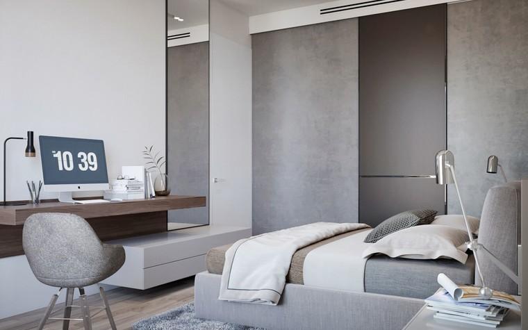 Квартира. спальня из проекта ЖК Олимпийская Ривьера Новогорск, фото №80919