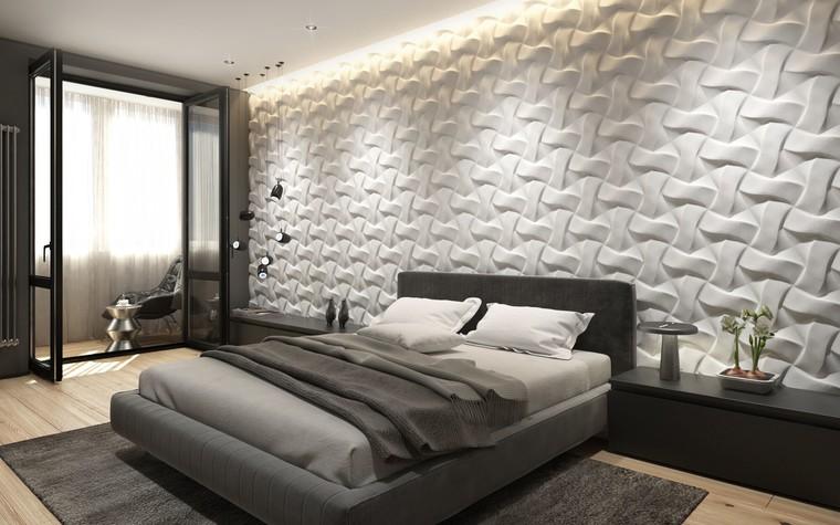 Квартира. спальня из проекта ЖК Обыкновенное Чудо, фото №81027